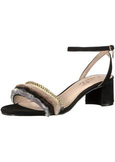 Nanette Lepore Women's Darla Heeled Sandal  9.5 M US