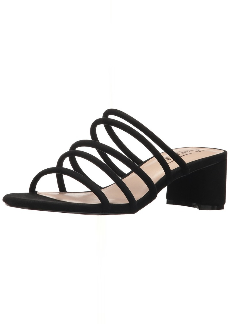 Nanette Lepore Women's Daylight Heeled Sandal   M US