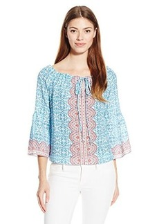 Nanette Lepore Women's Fancy Find Top