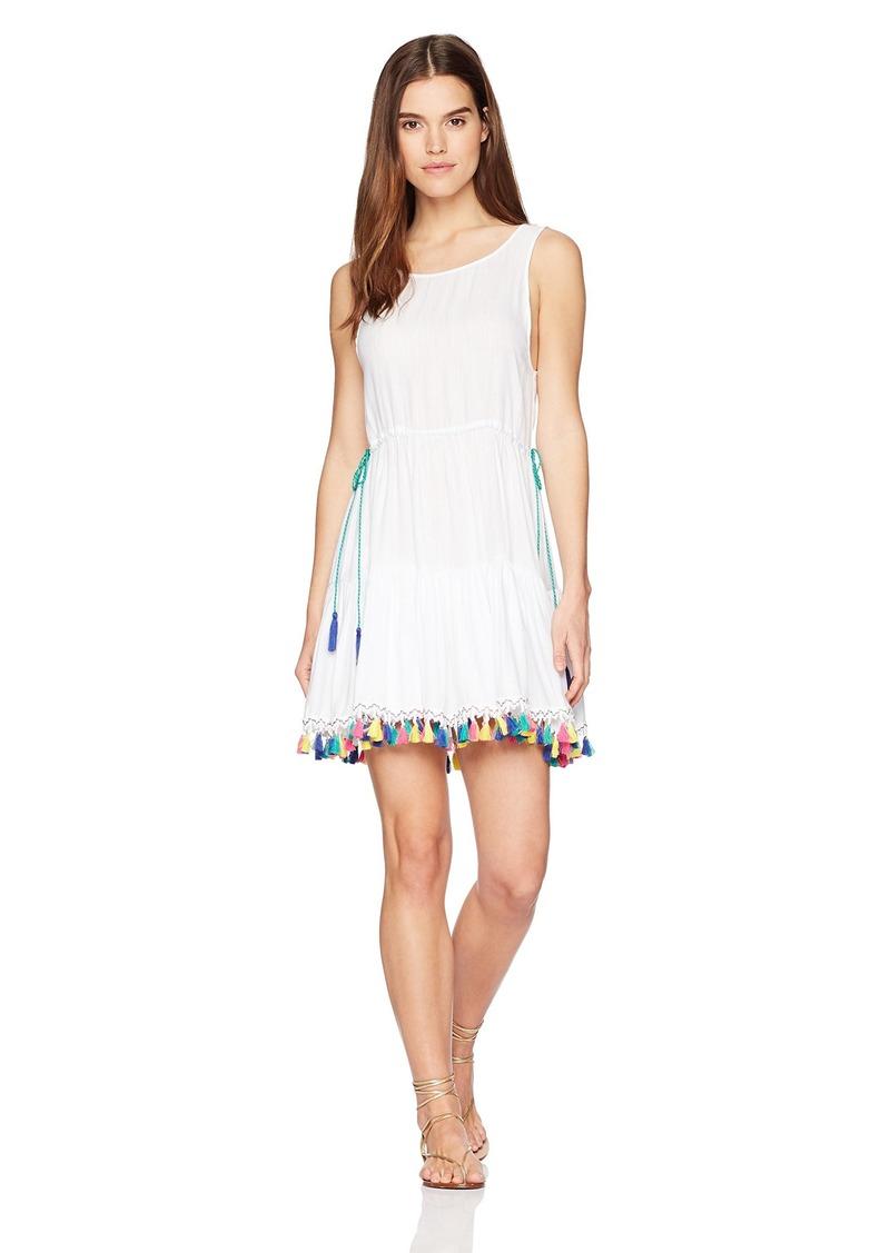 Nanette Lepore Women's Fiesta Covers Short Dress Coverup