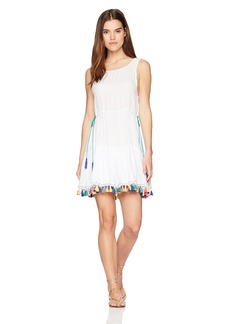 Nanette Lepore Women's Fiesta Covers Short Dress Coverup