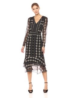 Nanette Lepore Women's Fortune Teller Dress