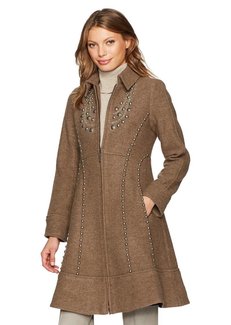 Nanette Lepore Women's Grace Coat  L