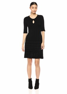 Nanette Lepore Women's Harlot Dress Black s