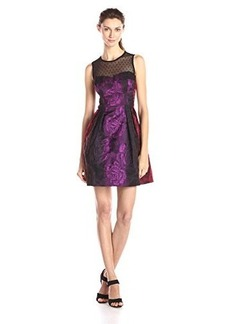 Nanette Lepore Women's Juliet Rose Sleeveless Dress