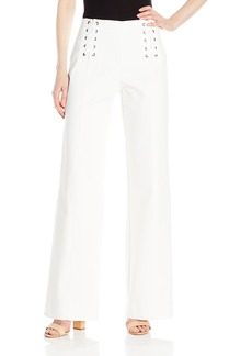 Nanette Lepore Women's Laced up Pant