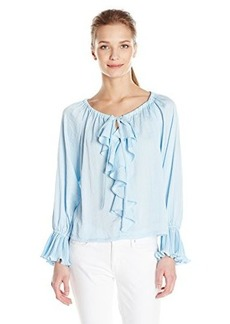 Nanette Lepore Women's Party Pleats Top