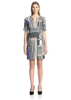 Nanette Lepore Women's Patchwork Tunic