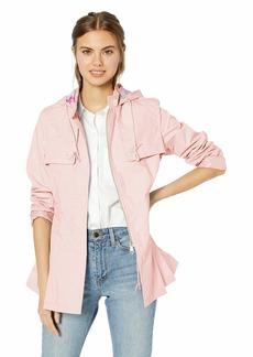 Nanette Lepore Women's Poly Cotton Spring Jacket  M