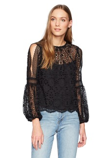 Nanette Lepore Women's Portrait Top  m