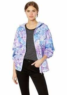 Nanette Lepore Women's Printed Windbreaker Jacket  S