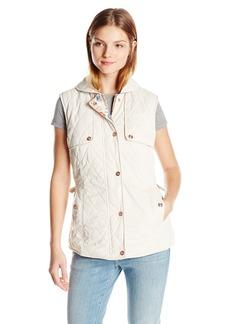 Nanette Lepore Women's Quilted Reversible Vest