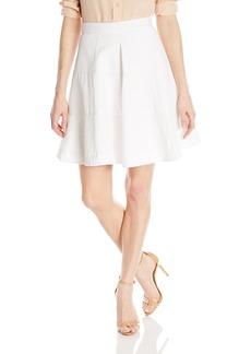 Nanette Lepore Women's Sassy Flared Skirt