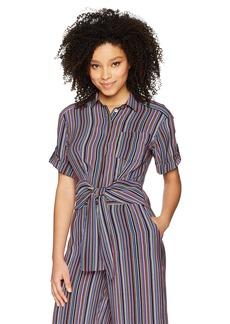 Nanette Lepore Women's Sassy Stripe Top