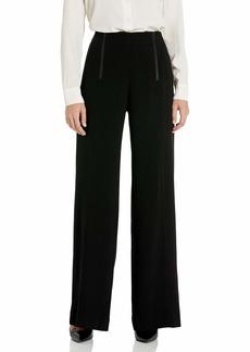 Nanette Lepore Women's Scenic Sailor Zip Front Trouser Pant