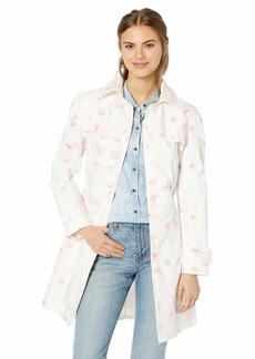 Nanette Lepore Women's Spring Poplin Jacket  S