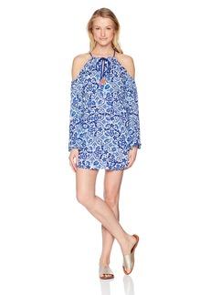 Nanette Lepore Women's Talavera Tunic Cover up  ExtraSmall