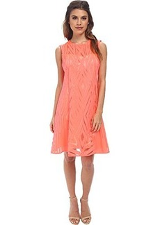 Nanette Lepore Women's Villa Burnout Lace Dress