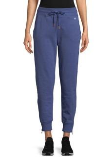 Nanette Lepore Zip Cuff Jogger Pants