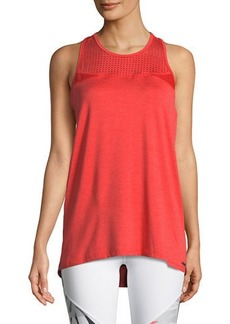 Perforated High-Low Tank