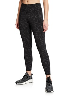 Nanette Lepore Reflective Constellation 7/8 Leggings