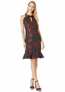 Nanette Lepore Rose Midi Dress
