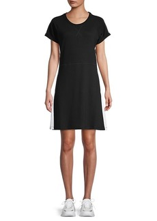 Nanette Lepore Roundneck Mini Dress
