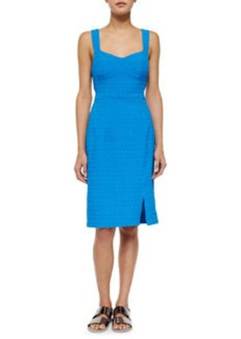 Nanette Lepore Rum Sizzle Sleeveless Sweetheart Sheath Dress