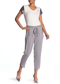Nanette Lepore Satin Woven Pants