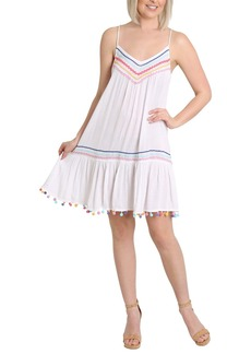 Nanette Lepore Selina Spaghetti Strap Dress