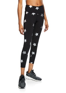 Nanette Lepore Shining Star 7/8 Leggings