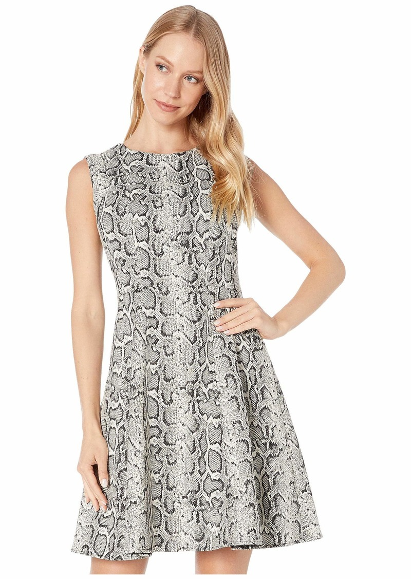 Nanette Lepore Snake Dress