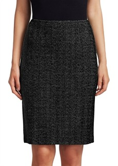 Nanette Lepore Sneaky Knit Pencil Skirt