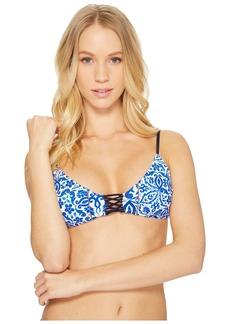 Nanette Lepore Talavera Enchantress Bralette Bikini Top