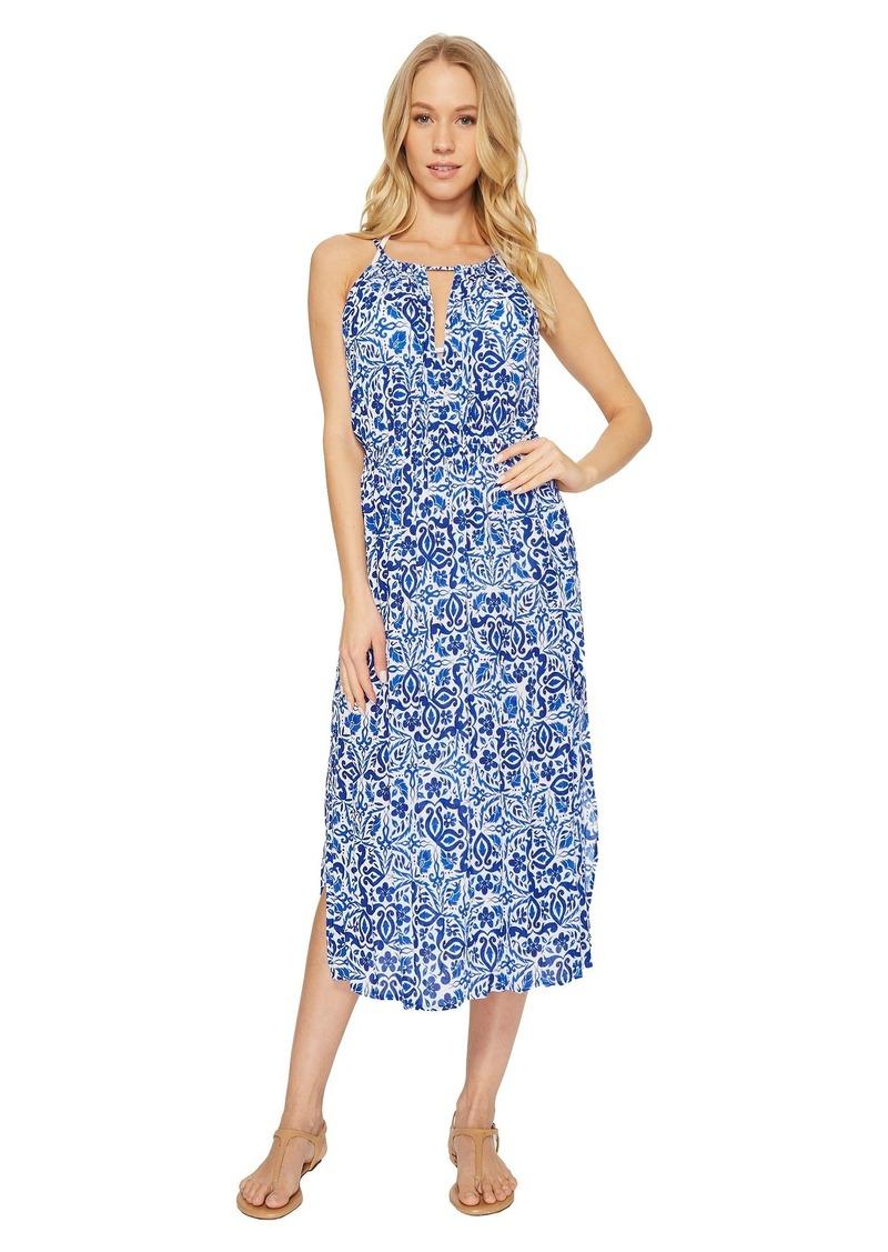 Nanette Lepore Talavera Midi Dress Cover-Up