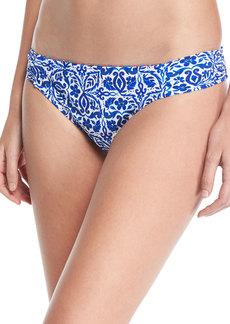Nanette Lepore Talavera Siren Swim Bikini Bottoms
