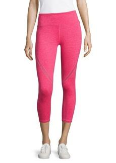 Nanette Lepore Textured Capri Pants
