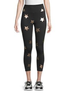 Nanette Lepore Tonal Star Leggings