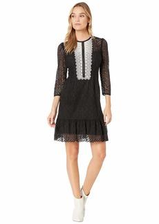 Nanette Lepore Victorian Lace Dress