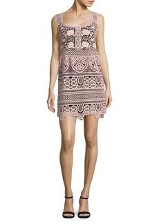 Nanette Lepore Viva Italia Mini Dress
