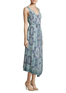 Nanette Lepore Windswept Silk Dress