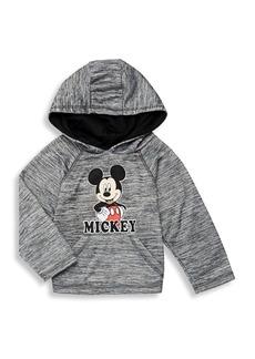 Nannette Little Boy's Heathered Mickey Hoodie