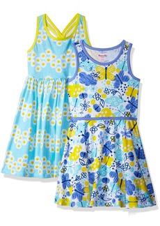 Nannette Girls' Little 2 Pack Knit Dresses