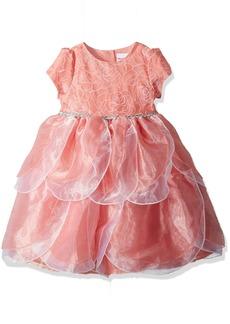Nannette Girls' Toddler Petal Dress