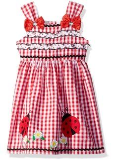 Nannette Toddler Girls' Seer Sucker Dress