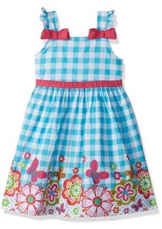 Nannette Girls' Toddler Sun Dress