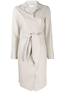 Nanushka Ailsa button-up dress