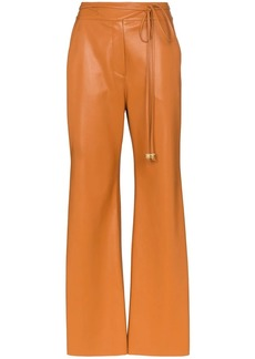 Nanushka chimo high-waisted trousers