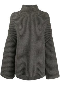 Nanushka chunky knit jumper