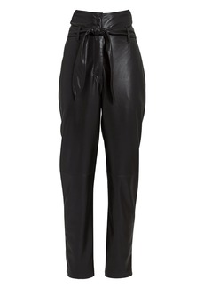 Nanushka Ethan Leather Pants